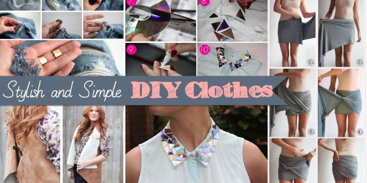 20+ Stylish and Simple DIY
