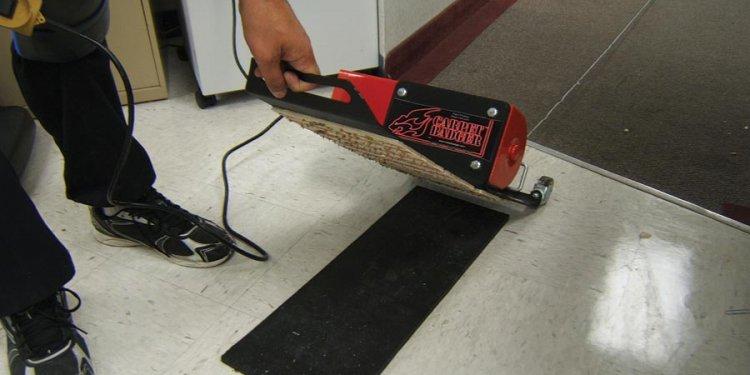 Flooring installation tools