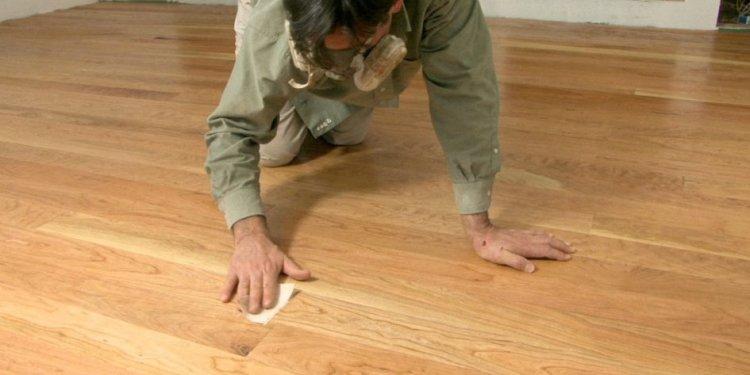 Hardwood flooring exhilarating