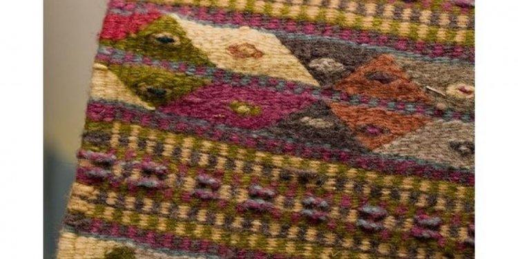 Clean Wool Area Rug