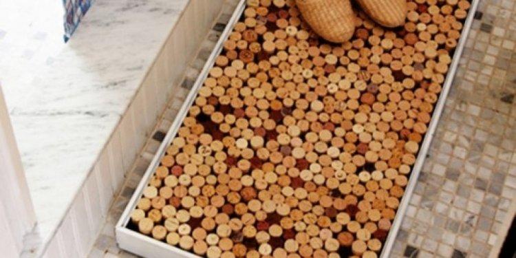 Cork Bath Mat Diy: Make Your