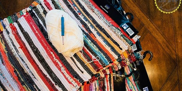 DIY Area Rug | Hometalk