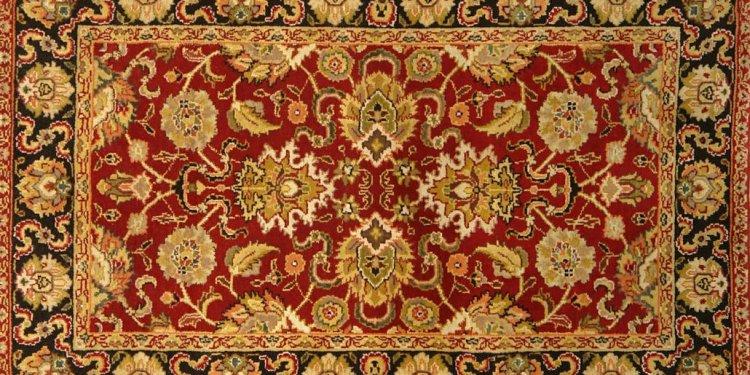Of Oriental Style Rugs