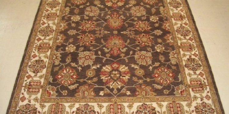 Hand Knotted Area Rugs 8 X 10