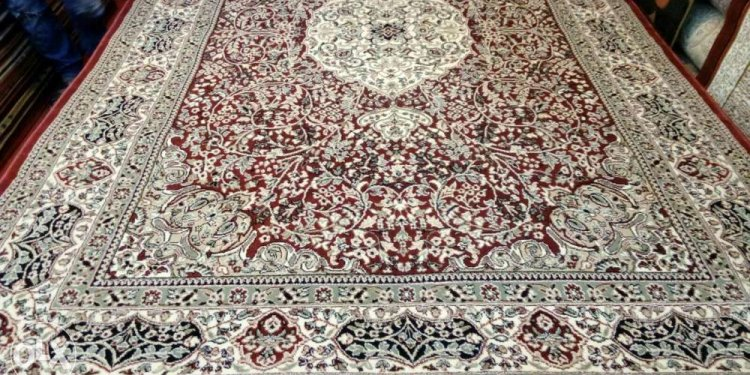 Handmade Persian carpets with