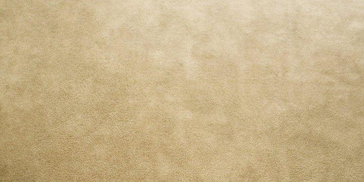 Homemade carpet cleaner for