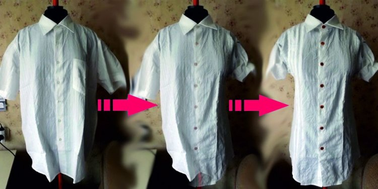 How To Make A Shirt Blouse 110