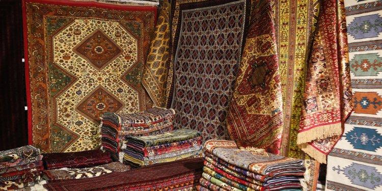 Iran s carpet exports were