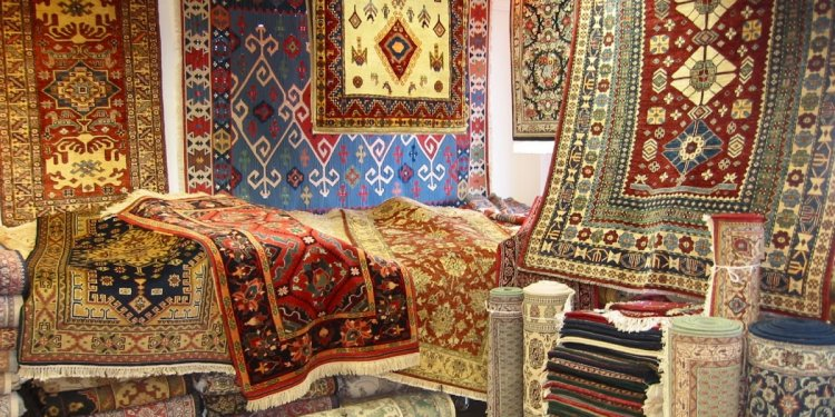 ISA Now: Oriental Rugs: The