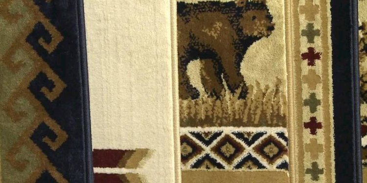 Orian Camille Rug, Parchment
