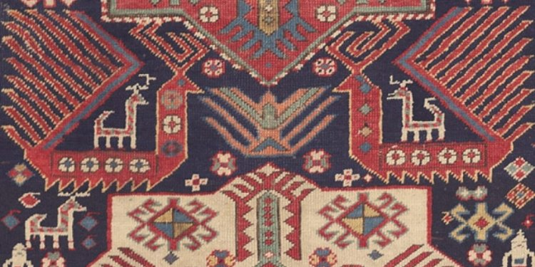 Oriental Rugs With Animal