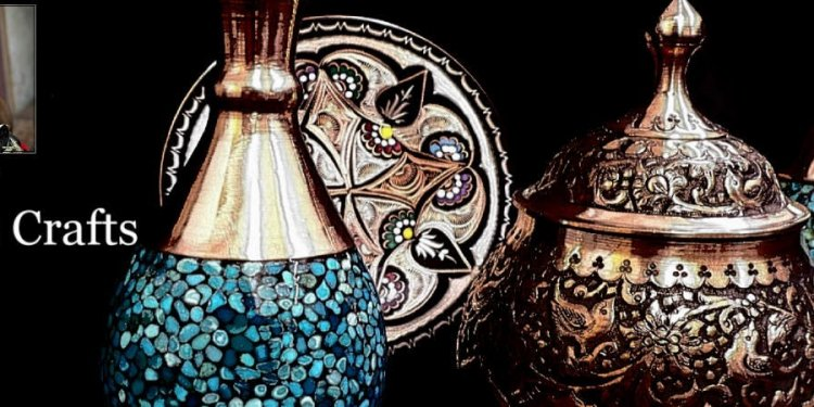 What is a Persian Handicrafts?