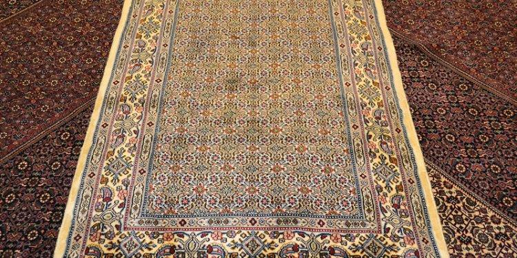 Persian Rug Hand Woven