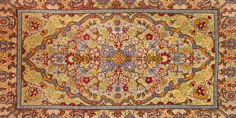 Oriental rug designs and