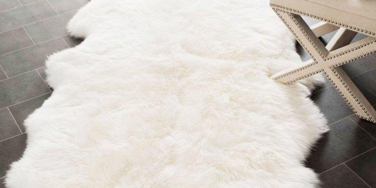 Safavieh Prairie Sheepskin Rug
