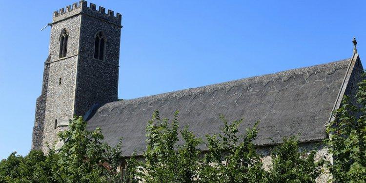 St Mary, Henstead, Suffolk