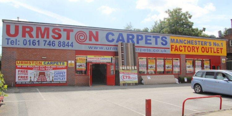 Urmston Carpets provide Carpet