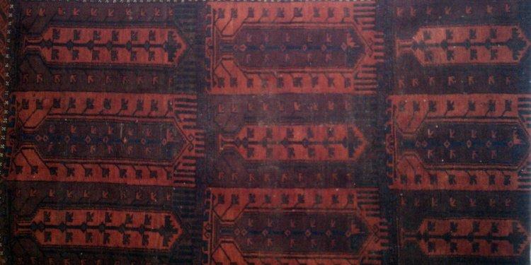 4x7 Antique Belouch Rug
