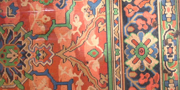 Oriental Rugs patterns