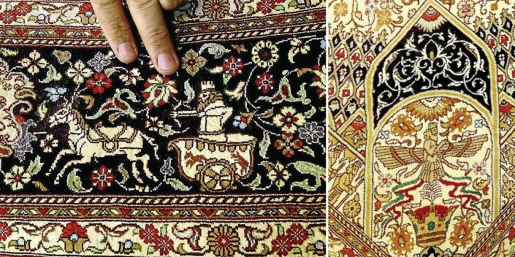 Persian Rugs Carpet Mats