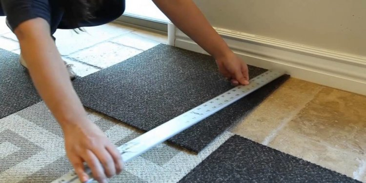 Installing your own carpet