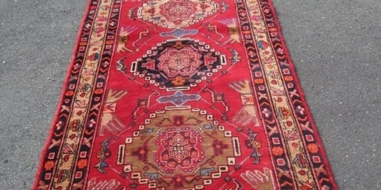 EBay Persian Rugs auction