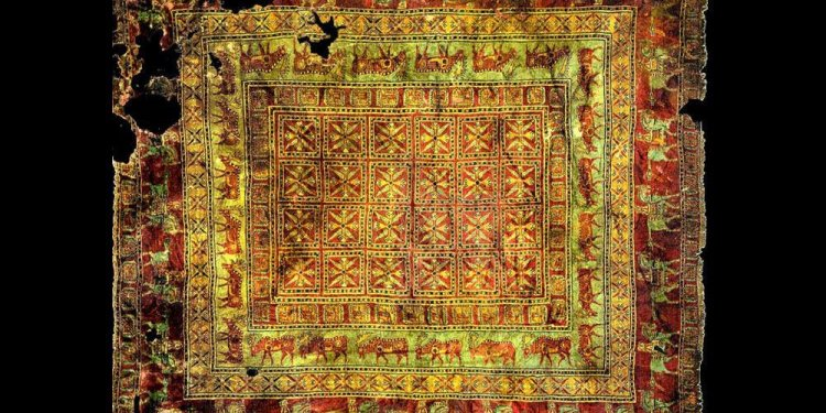 History of Persian Rugs
