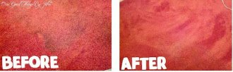 homemade carpeting stain cleaner