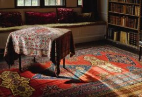 Inside the Archives: Persian & Turkish Rug rates