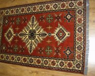 Hand knotted rugs quality