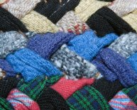 Handwoven Rag Rug Instructions