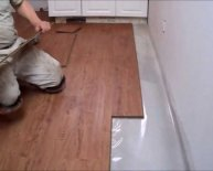 Install carpet on concrete