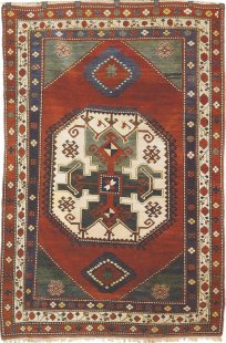 Village Rugs from Persia